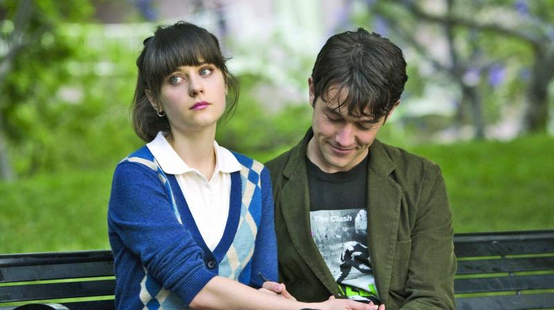 A still from the film 500 Days of Summer.