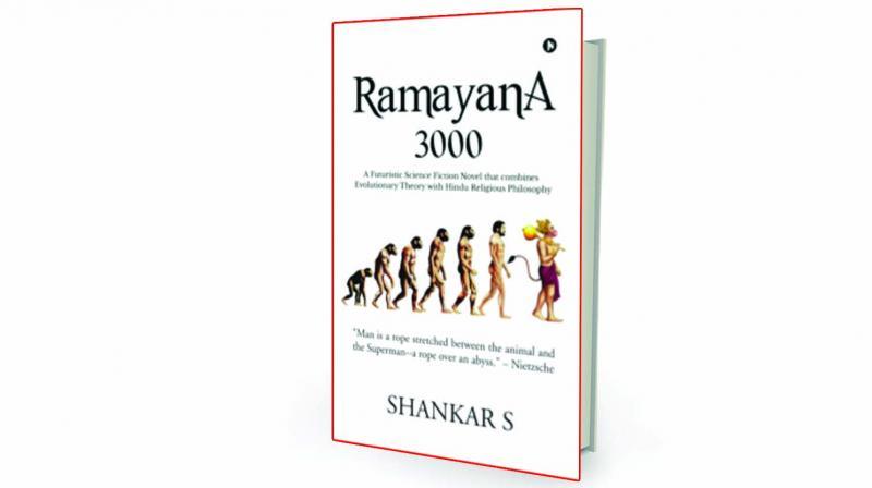 Ramayana 3000 Notion Press,  pp.332, Rs 349.