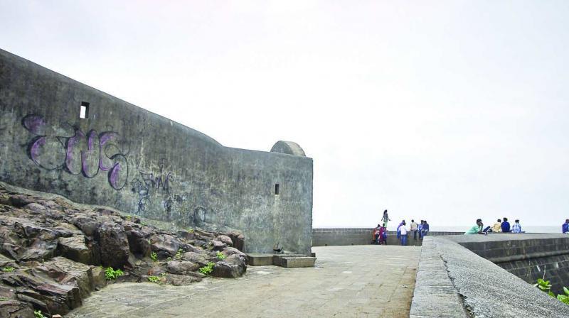 Bandra Fort (Photo: Ashish Chandra)