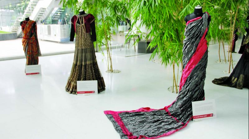 Woven into each stitch of clothing is a reflection of the time and environment that the garment represents.