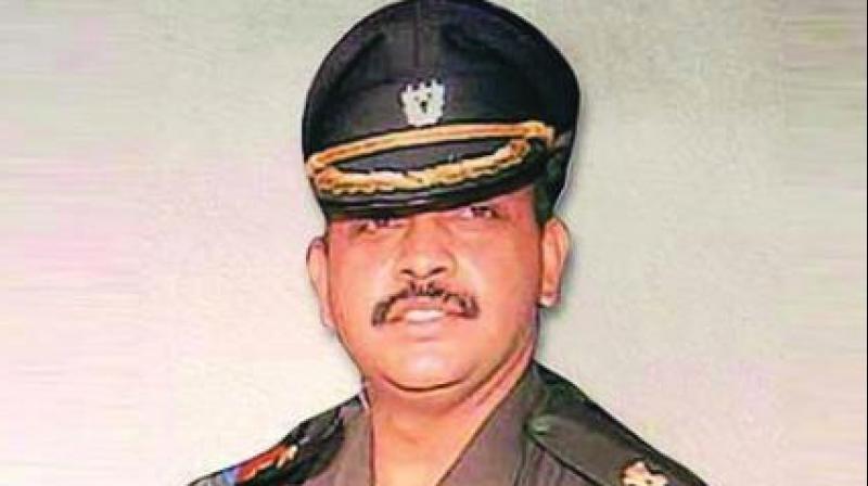 Lieutenant Colonel Shrikant Prasad Purohit