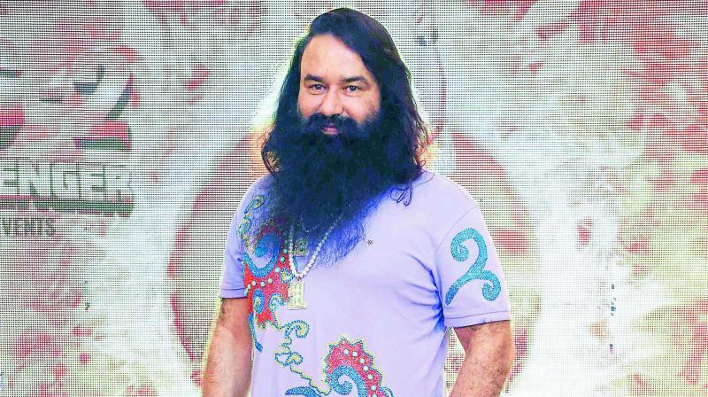 Gurmeet Ram Rahim Singh (Photo: File)