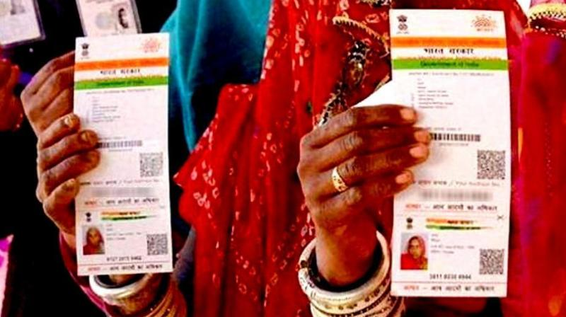 The government is planning to mandate the linking of Aadhaar with SIM cards by February 2018.