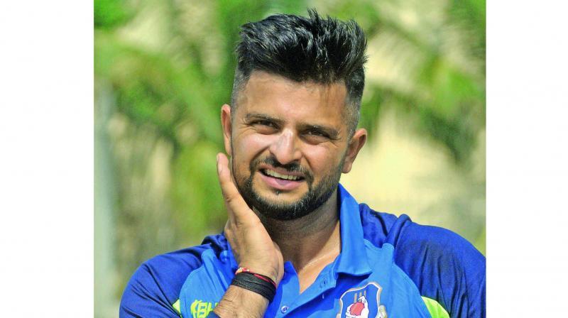 Suresh Raina Stars In Ups Victory Over Baroda In Syed Mushtaq Ali