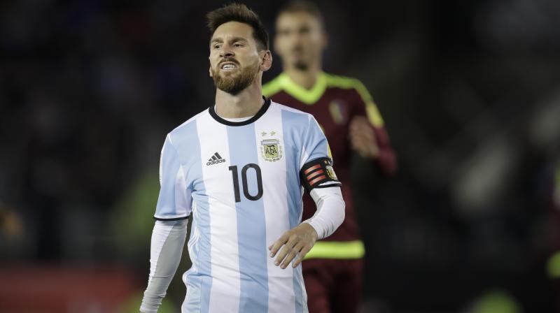 Lionel Messi (Photo: AP)