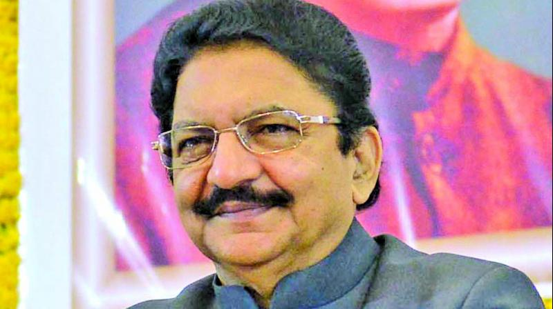 C. Vidyasagar Rao