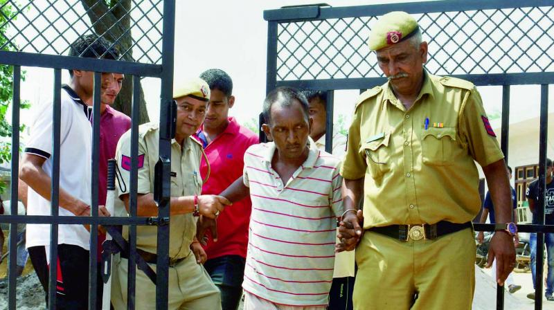 The incident sparked a public outcry after which Gurgaonpolice arrested Ashok, alleging him of killing the second standard student. (Photo: PTI/File)