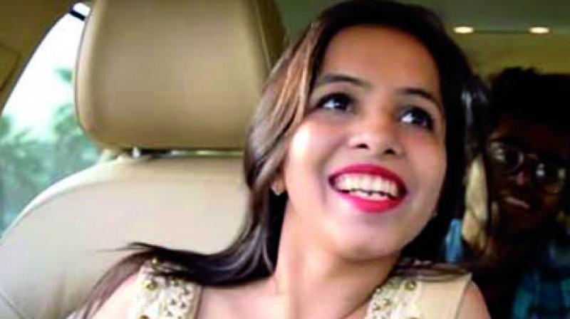 """Dhinchak Pooja in """"Selfie Maine Leli Aaj"""" video"""