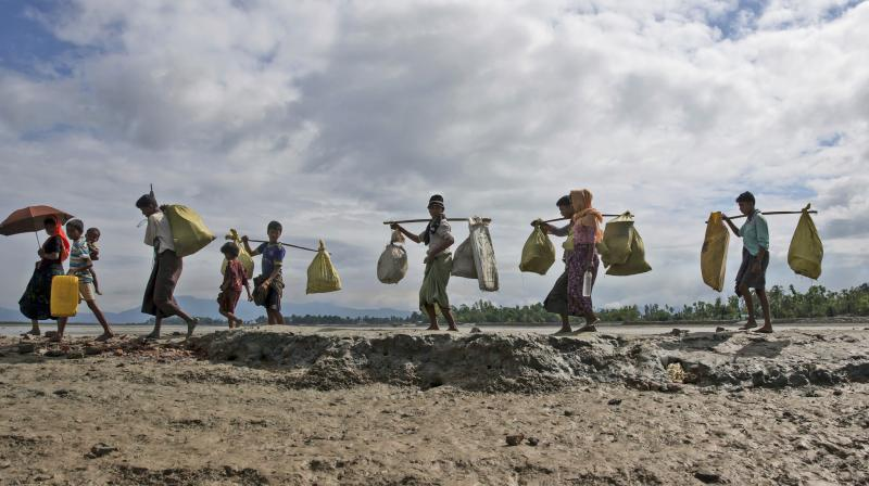 The United Nations and the United States described it as ethnic cleansing, an accusation which Myanmar denies. (Photo: File)