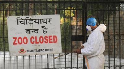 US experts to train vets at Delhi Zoo