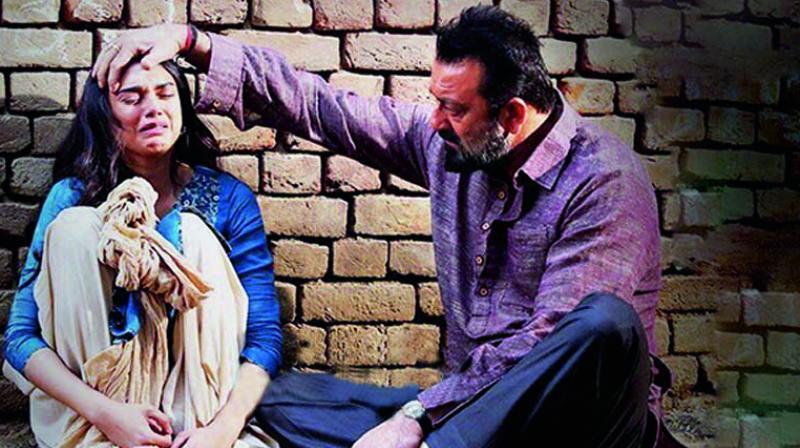 Sanjay Dutt in Bhoomi
