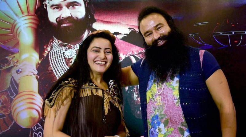 Honeypreet alias Priyanka Taneja, went missing after violence broke out in parts of Haryana, Punjab and Delhi on August 25. (Photo: File)