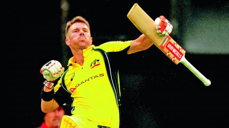 Finch expected the fiery batsman to also dominate on the international stage, providing a massive boost for Australia as the reigning champions chase a sixth World Cup trophy. (Photo: R. Samuel)