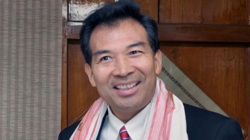 Chinese ambassador Luo Zhaohui (Photo: AP)
