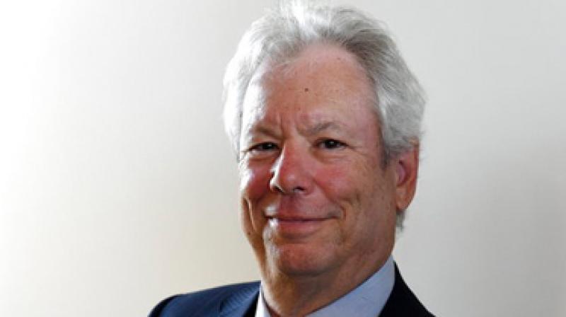 US economist Richard Thaler (Photo: AP)