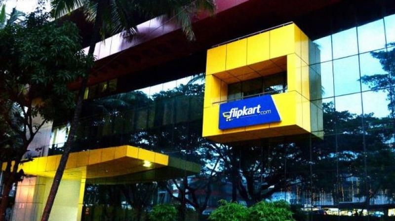 t Flipkart is reportedly in talks with other domestic services like UrbanClab, UrbanLadder and Swiggy to expand its reach. (Photo: PTI)