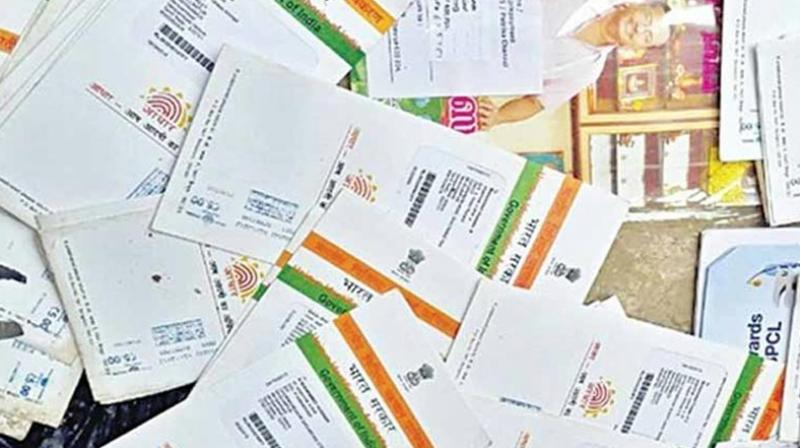 The Supreme Court directed the government not to give Aadhaar to illegal immigrants. (Photo: File)