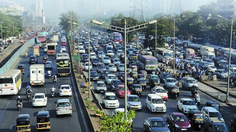MMRDA does not have any budget for roads as of now.