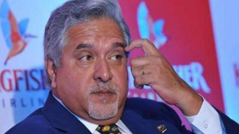 """Even though Jet was a major competitor to Kingfisher at the time I feel sorry to see such a large private airline on the brink of failure when government used 35K crores (Rs 35,000 crores) of public funds to bail out Air India. Just being a PSU is no excuse for discrimination,"" Mallya wrote on Twitter. (File Photo)"
