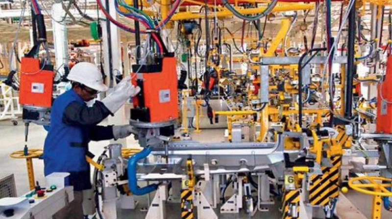The survey further noted that Indian manufacturers remained optimistic towards the 12-month outlook for output during February.