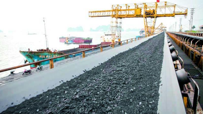 As per the data, coal production declined by 0.2 per cent in November against 3.9 per cent in October.