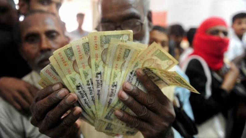 Prime Minister Narendra Modi withdrew Rs 500 and Rs 1,000 notes from circulation on November 8 in 2016. (Photo: AFP)