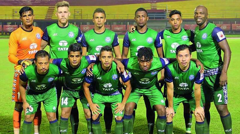 Jamshedpur FC signed several big names for their debut in ISL.