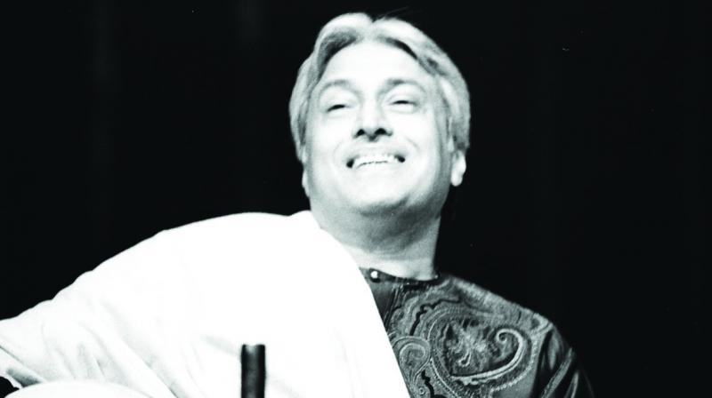 Ustad Amjad Ali Khan (Photo: Shobha Deepak Singh)