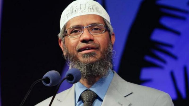 Zakir Naik, a 53-year-old radical television preacher, reportedly left India in 2016 and subsequently moved to largel Malaysia, where he was granted permanent residency. (Photo: File)