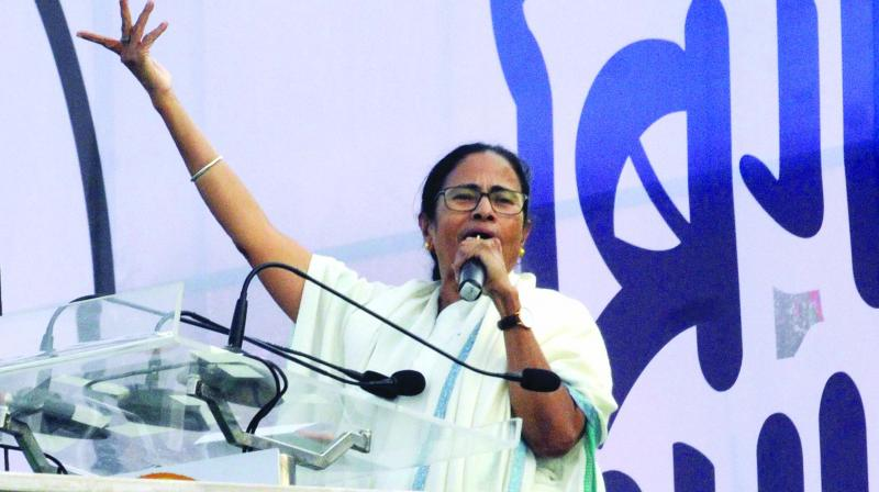West Bengal chief minister Mamata Banerjee (Photo: Abhijit Mukherjee/File)