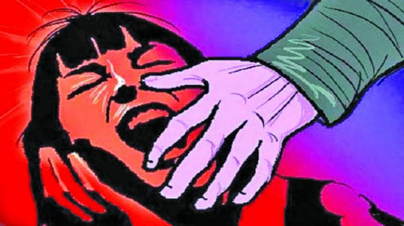 On November 21, the girl was alone at her house in the township in Nakhasa police station area when her neighbour, Zeeshan, allegedly raped her. (Photo: Representational)