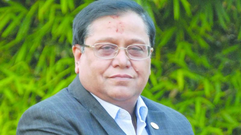 Dr Vijay Kumar Saraswat, former DRDO chief