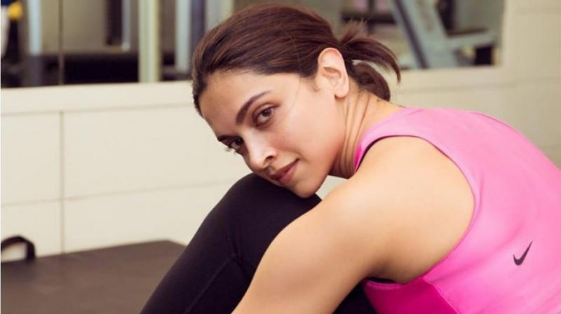 Deepika Padukone latest post-workout picture is giving us major fitness goals