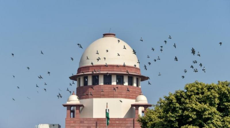 Now, the cases heard by the Supreme Court have anywhere between two and 30 parties. Who decides who will be unmuted? (PTI)