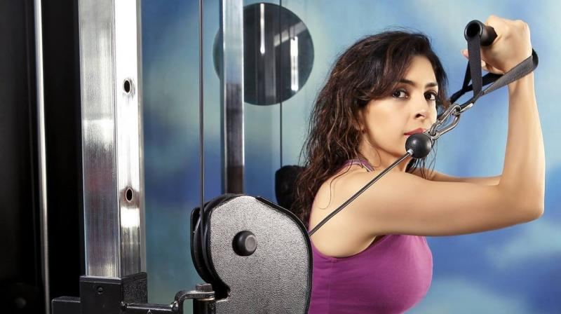 Singhania speaks about Calisthenics workout, healthy living and gives tips on how to get fit.