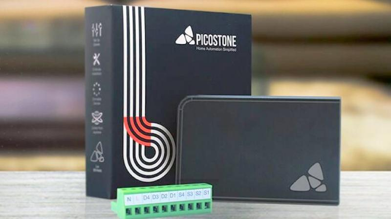 Picostone, a small startup from Mumbai, have a bunch of IoT controllers that can help you build a smart home for a fraction of the cost.