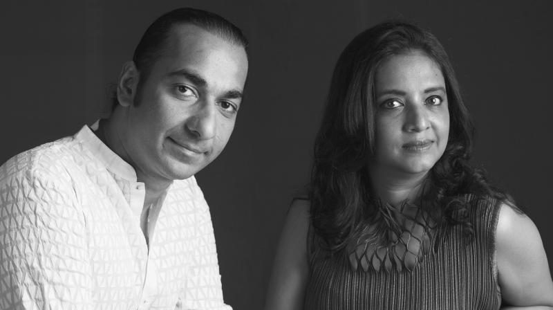 Principal architects Manit and Sonali Rastogi share their views on architecture in India, trends and the book itself.