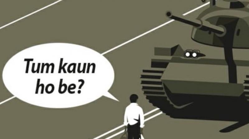 Anurag Kashyap's Twitter header image.