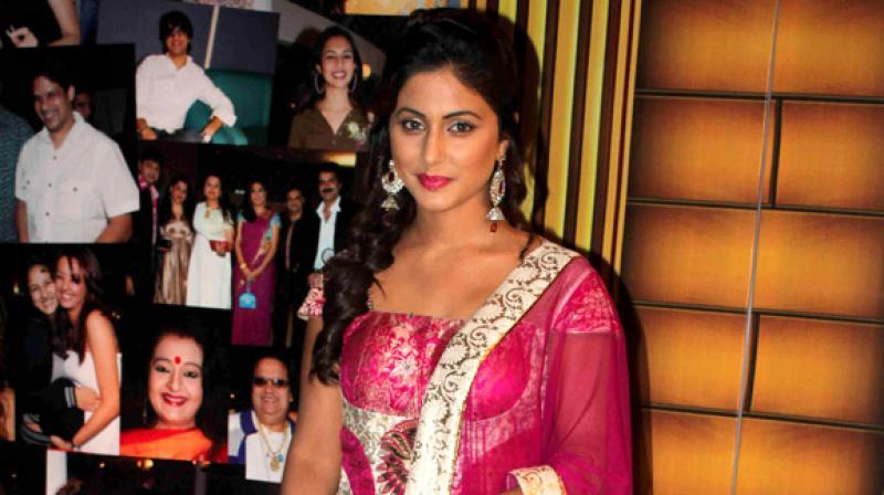Yeh Rishta Kya Kehlata Hai star Hina Khan.