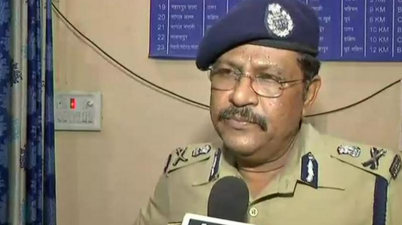 'Thorough investigation is being done in the matter,' NRK Reddy, Rajasthan Special Director General of Police said. (Photo: Twitter | ANI)