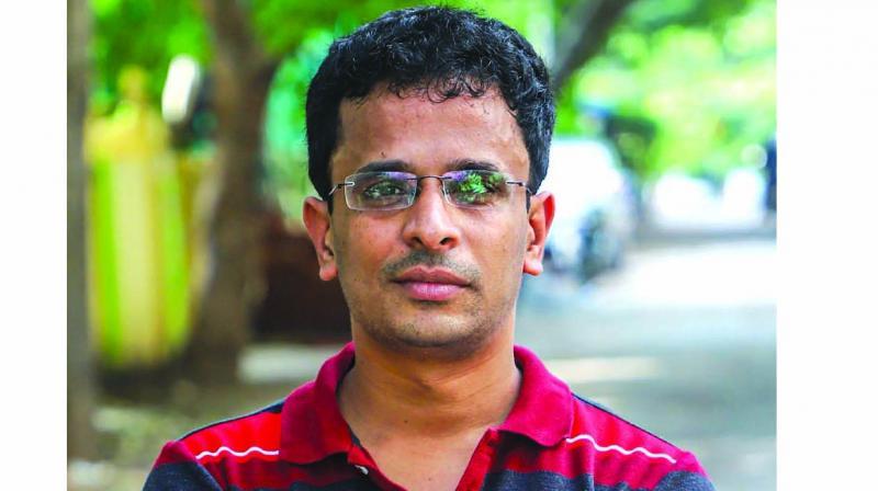 Cennai-based techie Shanmuga Subramanian. (Photo: PTI)