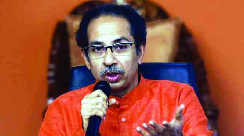 Thackeray's party Shiv Sena had earlier supported the contentious Citizenship (Amendment) Bill in the Lok Sabha, but staged a walkout during voting on it in the Rajya Sabha, saying there was no clarity on questions raised over it by the party. (Photo: File)