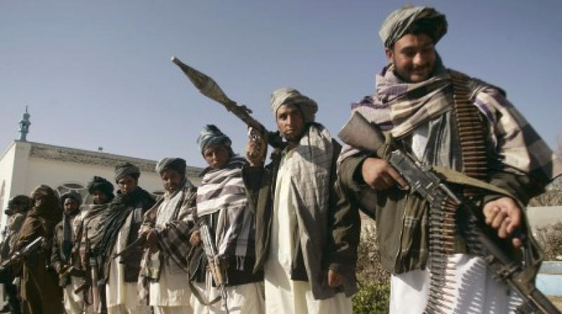 The Taliban and ISIS fighters have regularly clashed since the latter gained a foothold in eastern Afghanistan in 2015, as the two vie for supremacy in the war-torn country. (Photo: AP)