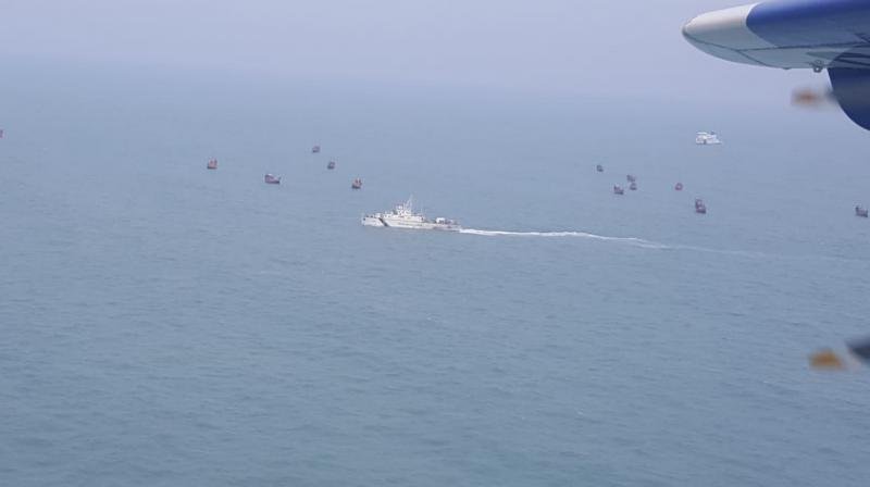 The ICG added, 'This samaritan gesture from BCG comes at a time when the visit of delegation of the Bangladesh Coast Guard to India is underway for Annual Zonal/Regional Commanders meeting in Kolkata'. (Photo: File)