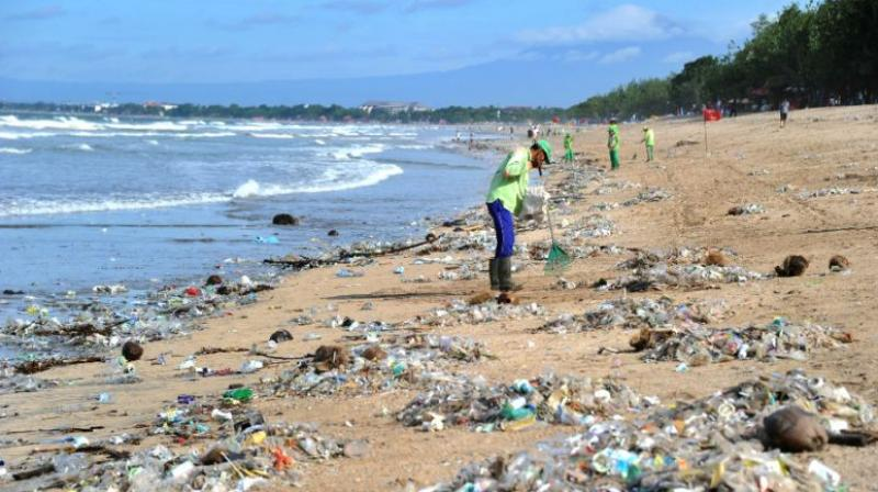 Many countries, including Japan, have seen plastic waste pile up in the wake of the ban. (Photo: File)