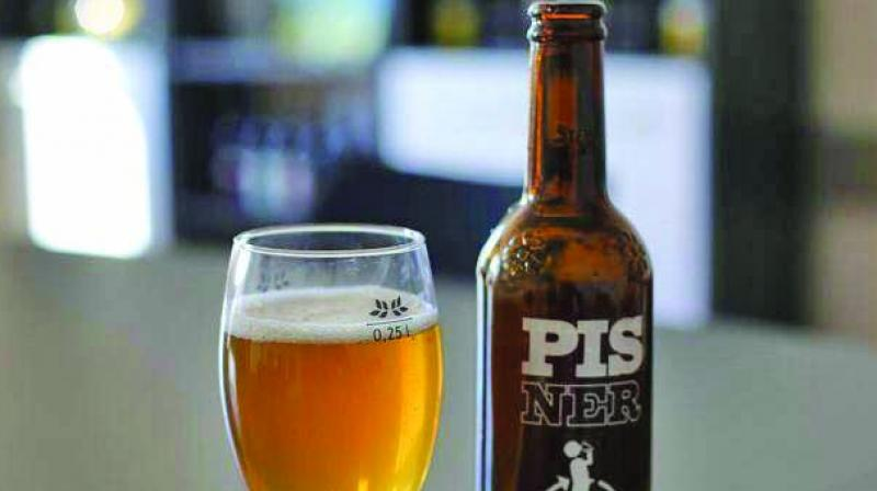 You've heard of the pilsner, but now, say hello to the Pisner, a new beer that has been recycled and created with the help of — you guessed it — urine.