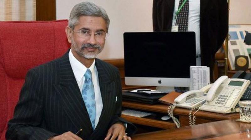 External affairs minister S Jaishankar (Photo: PTI)