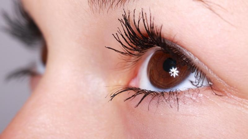 The damage happens when new, weak blood vessels form behind the retina at the back of the eye. (Photo: Representational/Pixabay)