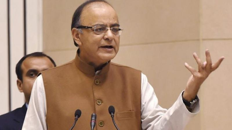 Finance Minister Arun Jaitley (Photo: PTI)