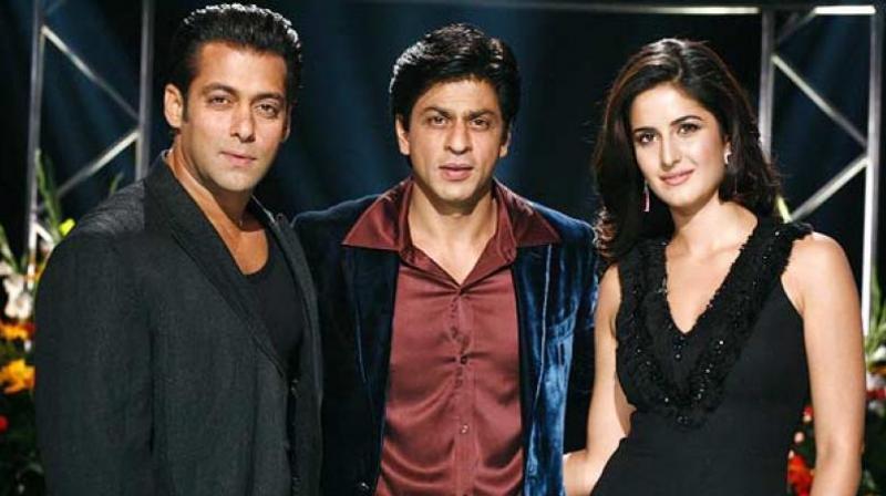 Salman Khan and Katrina Kaif had appeared together on Shah Rukh Khan's Kaun Banega Crorepati.